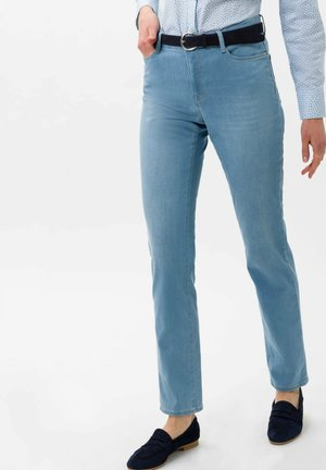 STYLE MARY - Slim fit jeans - used sky blue