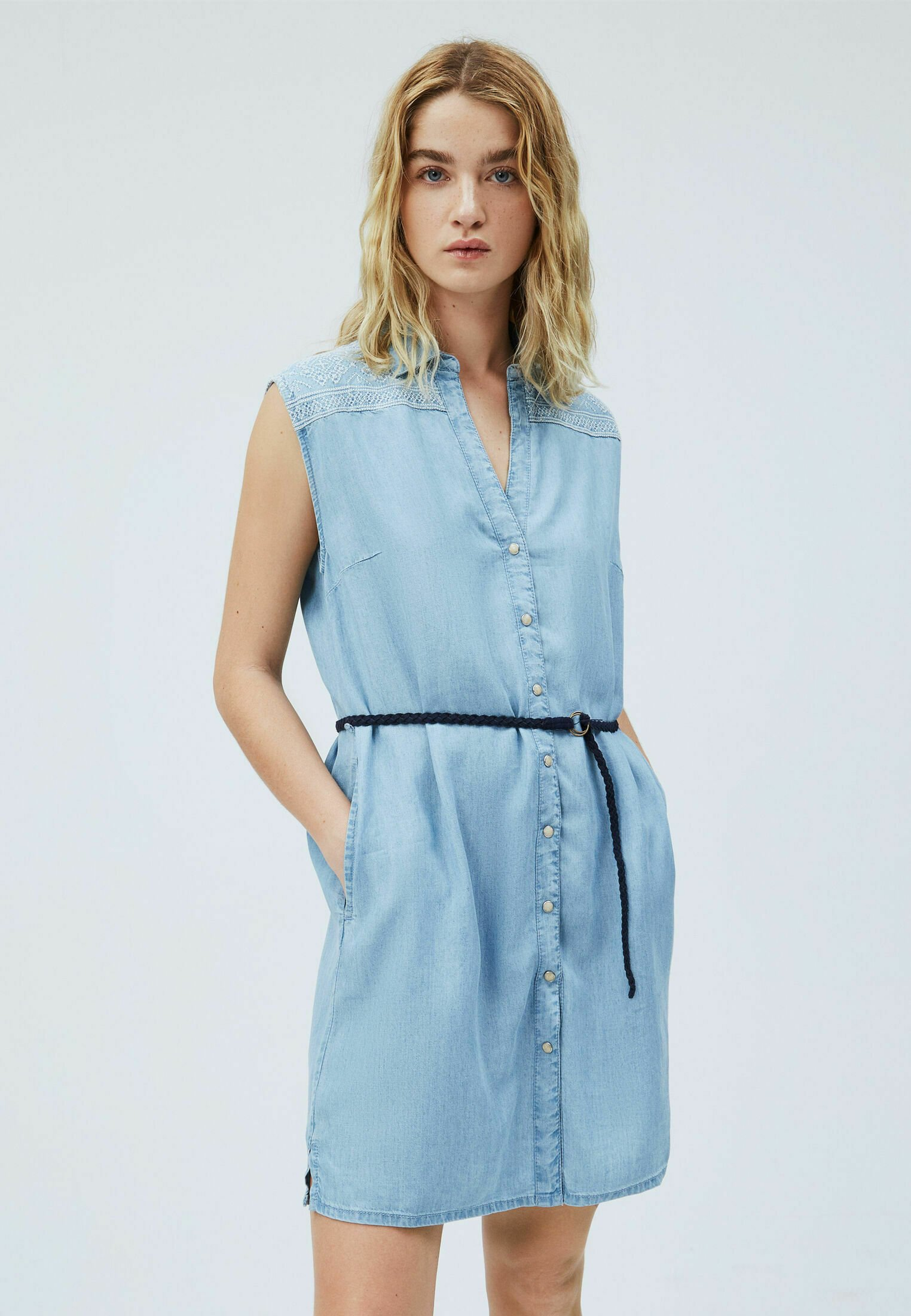 Femme BENNY - Robe en jean