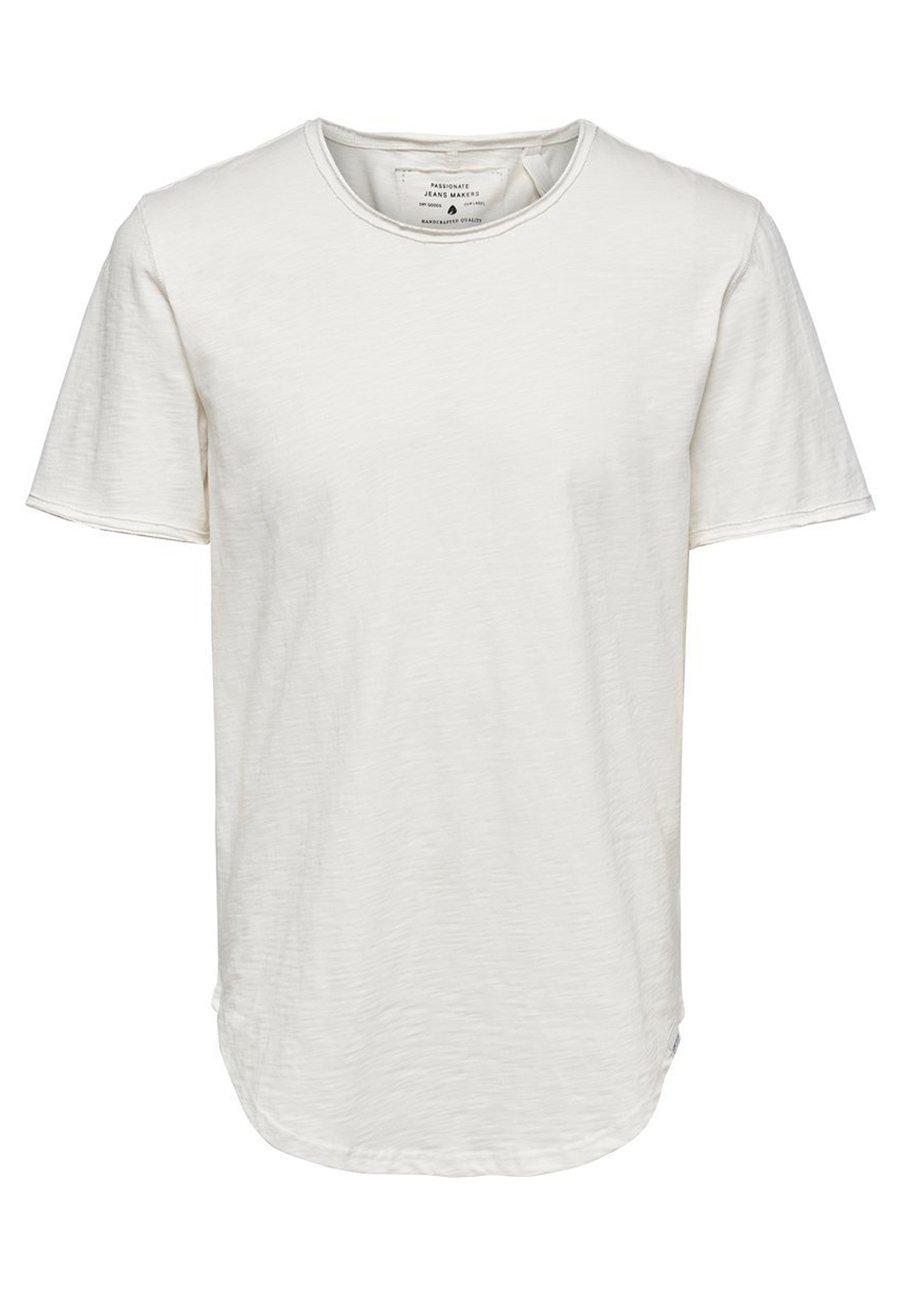 Only & Sons Camiseta Básica - Cloud Dancer