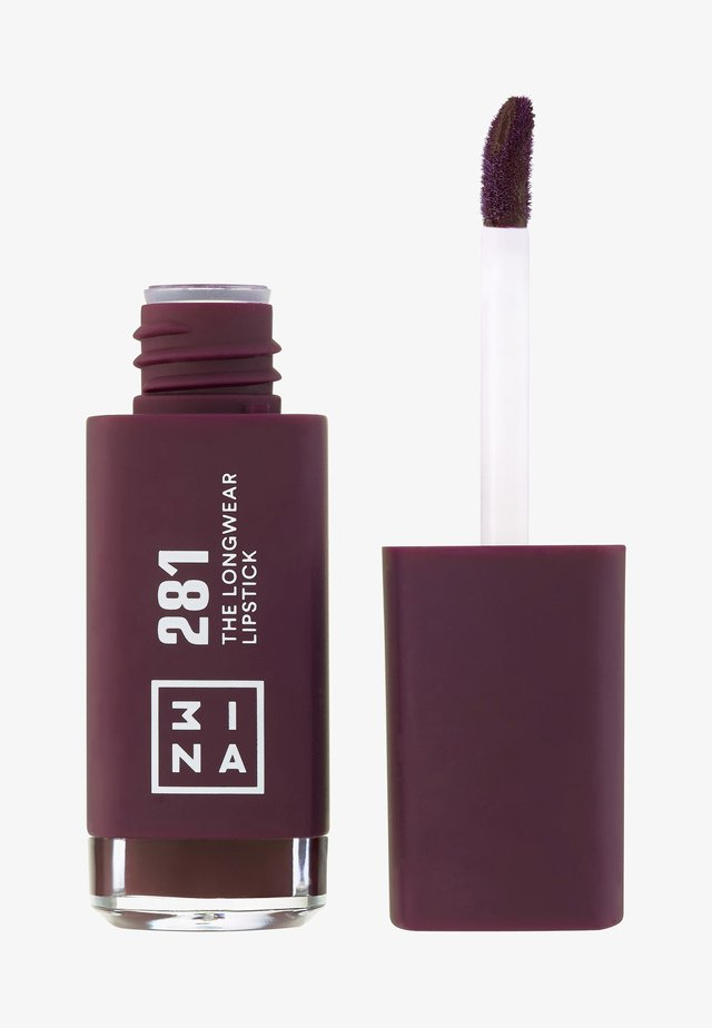 THE LONGWEAR LIPSTICK - Flydende læbestift - 281
