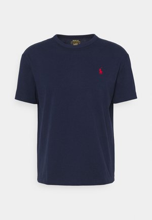 CLASSIC FIT JERSEY T-SHIRT - Basic T-shirt - newport navy