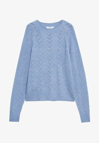 Mango - VACATION - Jumper - blau - 5