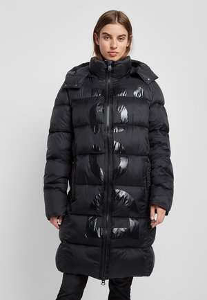 BY ECOALF - Winter coat - black