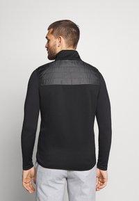 Calvin Klein Golf - WRANGELL HYBRID GILET - Waistcoat - black - 2