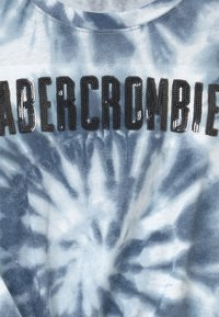Abercrombie & Fitch - TECH CORE PATTE - Print T-shirt - blue/white - 2