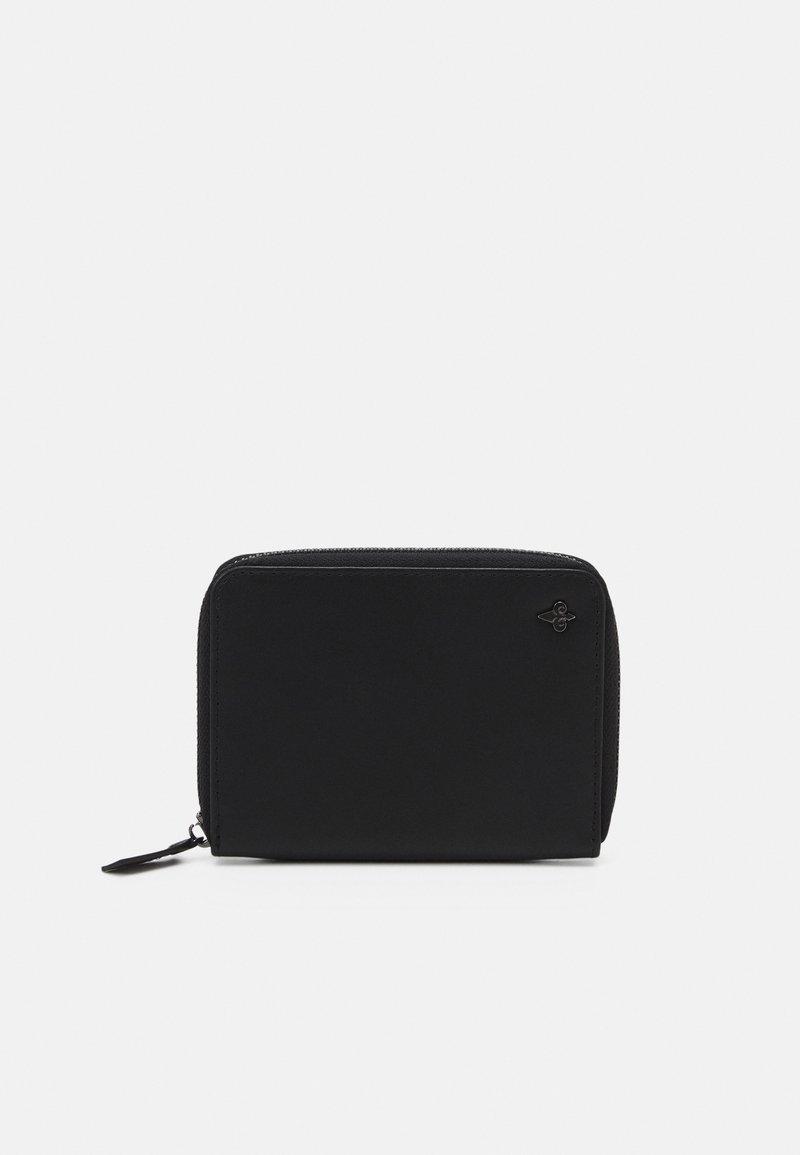 Zign - LEATHER UNISEX - Peněženka - black