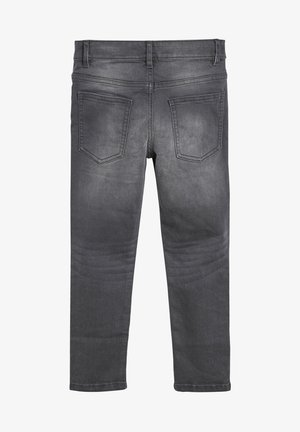 DENIM GREY SKINNY FIT FIVE POCKET JEANS (3-16YRS) - Skinny džíny - grey