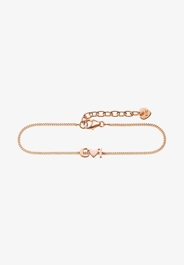 LOVE - Bracelet - rose