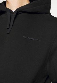 Carhartt WIP - HOODED ASHLAND - Hoodie - black - 6