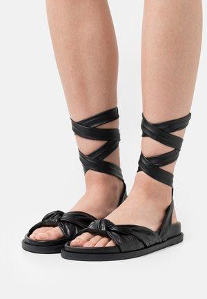 PILFORD - Sandals - black