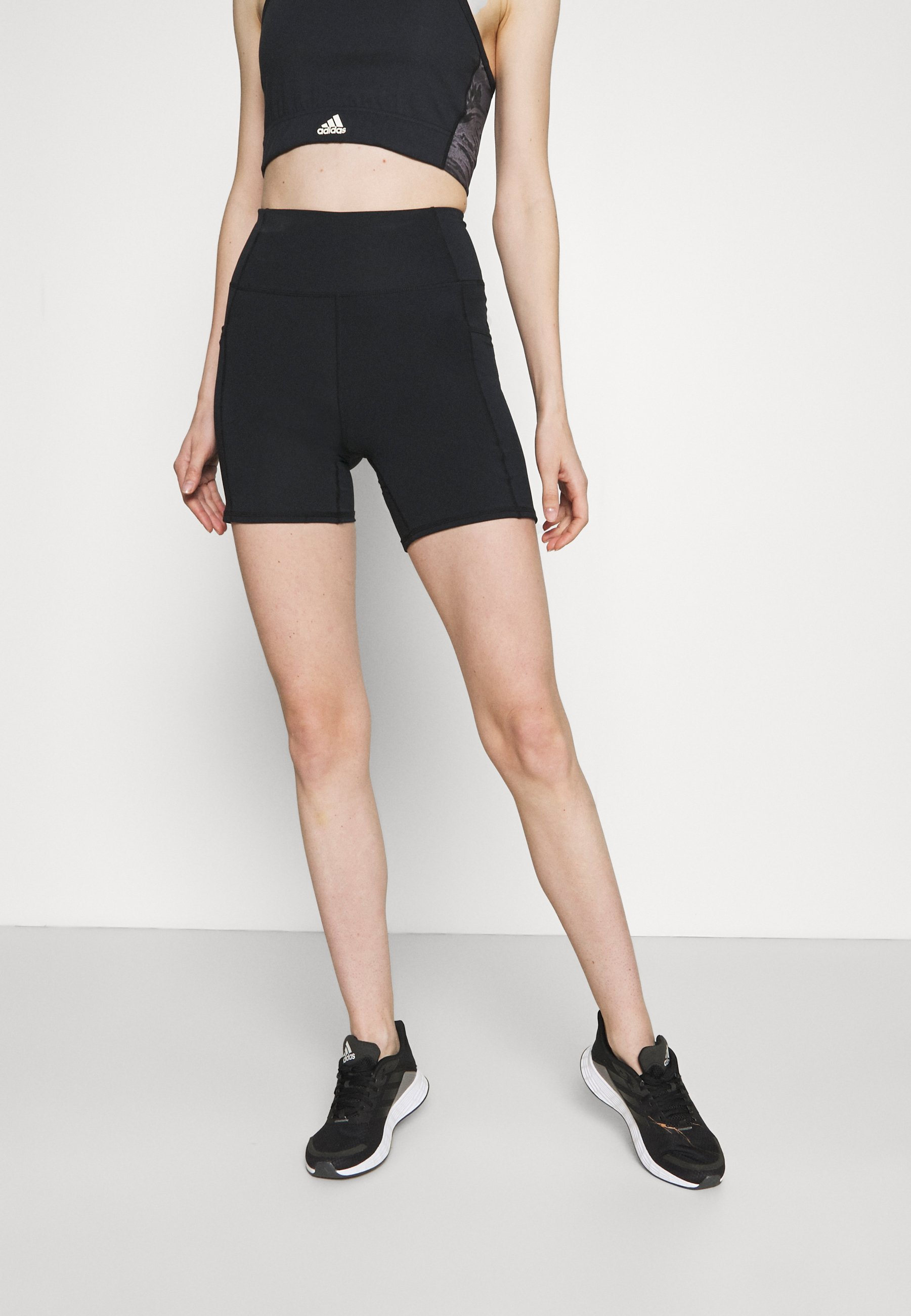 Femme LIFESTYLE POCKET BIKE SHORT - Collants