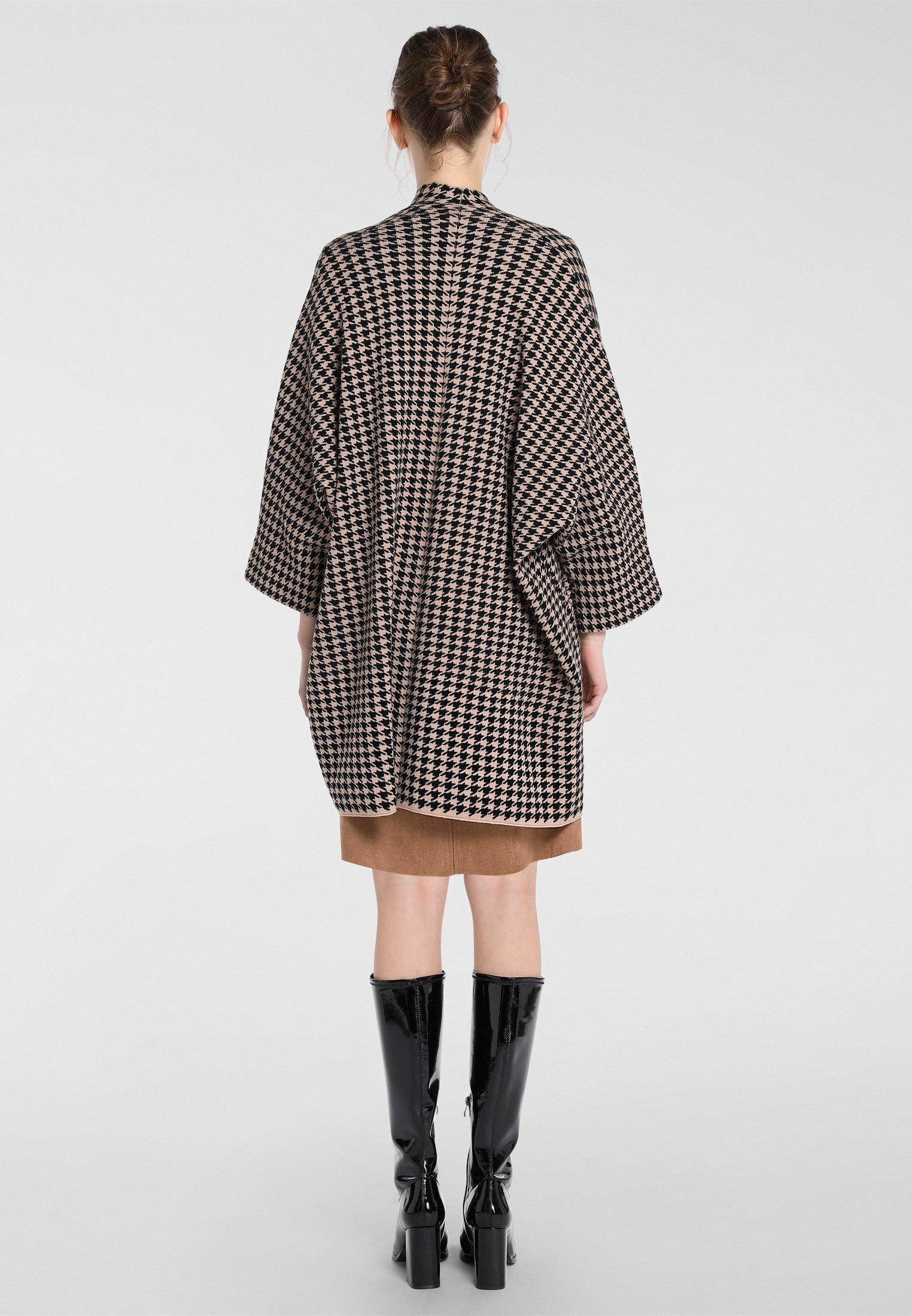 Buy Women's Clothing Apart Cardigan karamell-schwarz 4NUm7CLx7
