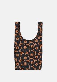 Marimekko - SMARTBAG PIKKUINEN UNIKKO - Tote bag - brown/black - 0