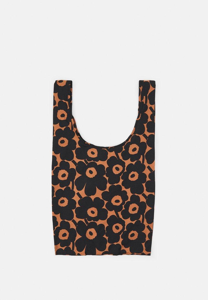 Marimekko - SMARTBAG PIKKUINEN UNIKKO - Tote bag - brown/black