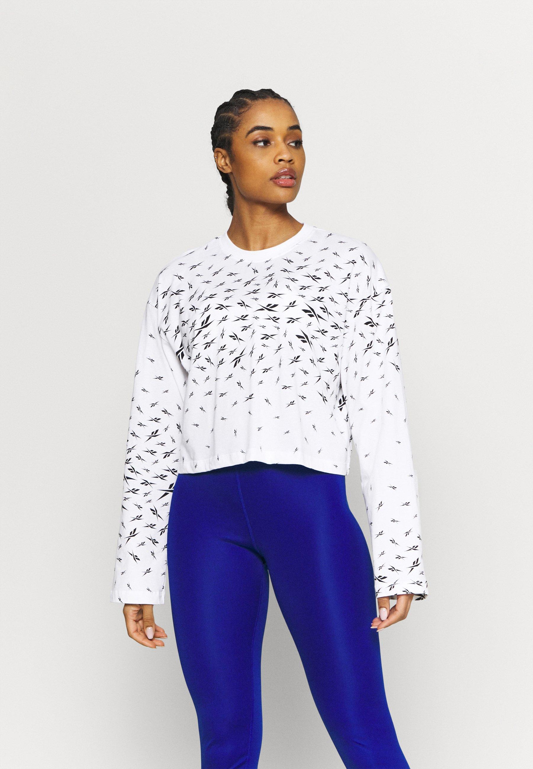 Women VECTOR LONG SLEEVE - Long sleeved top