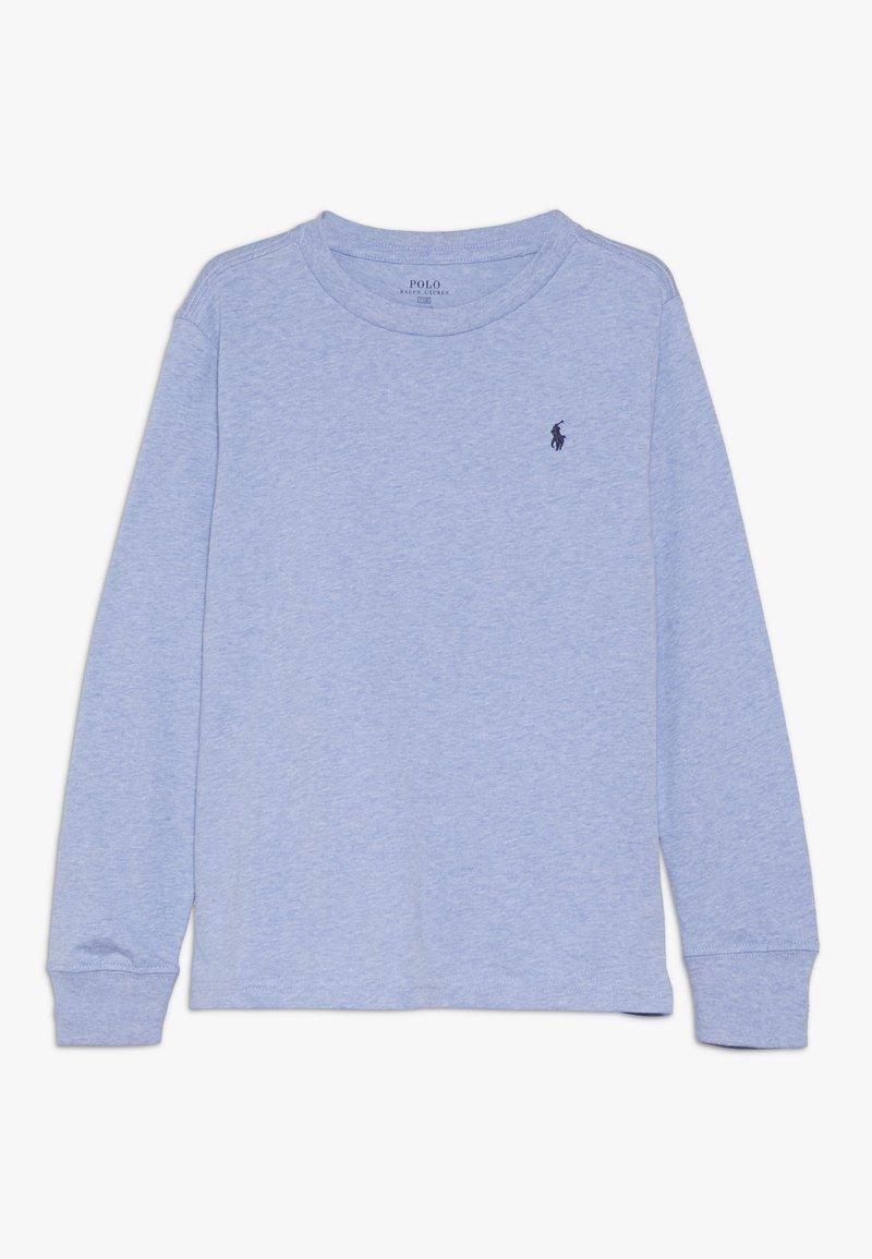 Polo Ralph Lauren - T-shirt z nadrukiem - cobalt heather