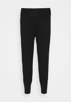 YOGA PANTS - Trainingsbroek - black