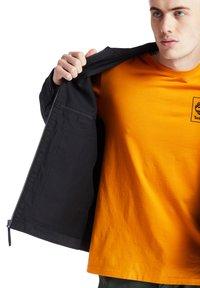 Timberland - YC WORKWEAR JACKET - Summer jacket - black - 5