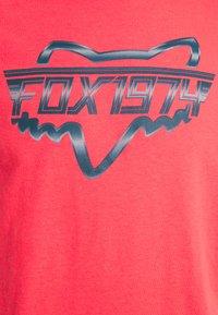 Fox Racing - RAZORS EDGE TEE  - Print T-shirt - atomic punch - 2