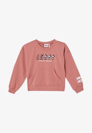 MICKEY & MINNIE MINNIE MOUSE - Sweater - pink