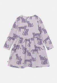 Lindex - MINI LEO - Žerzejové šaty - light lilac - 1