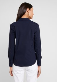 More & More - Button-down blouse - marine - 2