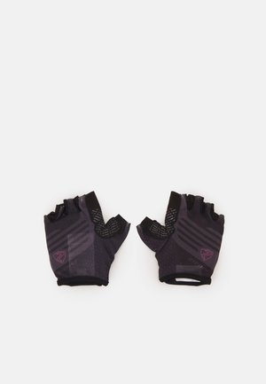 CLARETE LADY BIKE GLOVE - Mitaines - black