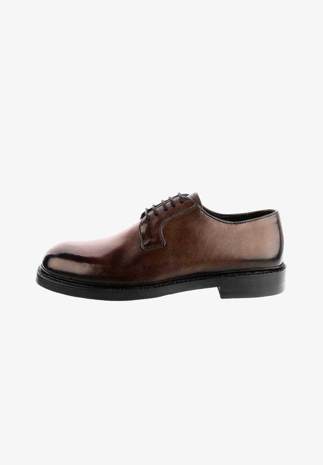 SASSARI - Stringate eleganti - brown