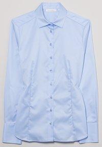 Eterna - Button-down blouse - hellblau - 4