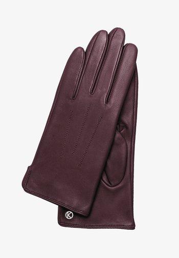 CARLA - Rękawiczki pięciopalcowe - tokay
