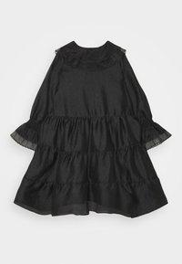 Cras - LENACRAS DRESS - Kjole - black - 1