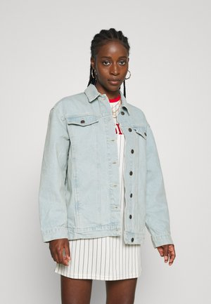 SPACE JAM JACKET - Giacca di jeans - light blue