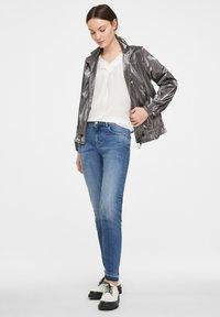 comma casual identity - Summer jacket - grey - 1