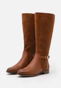 Anna Field - Boots - cognac - 2