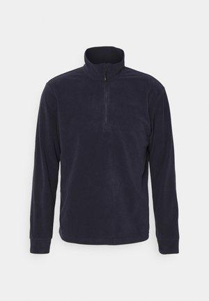 MAN - Fleece trui - blue