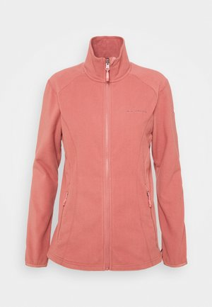 WOMENS ROSEMOOR JACKET - Fleece jacket - dusty rose