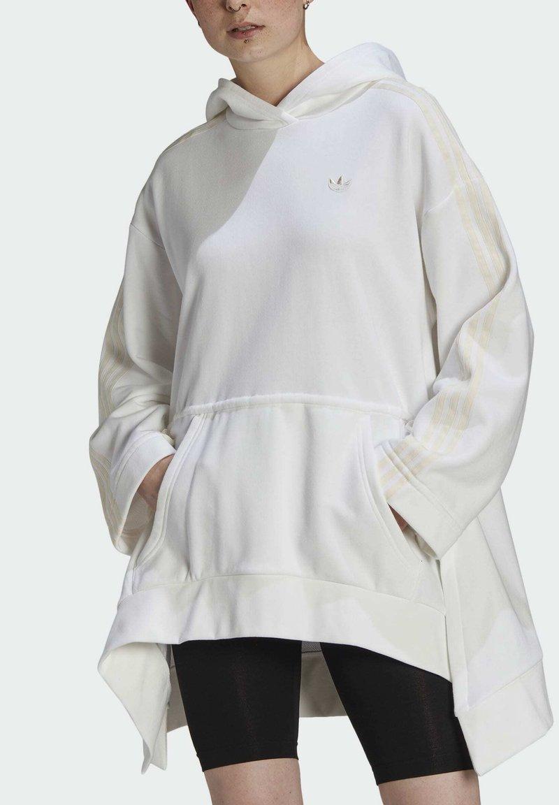 adidas Originals - Hoodie - white