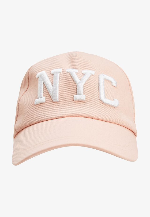 Casquette - pink