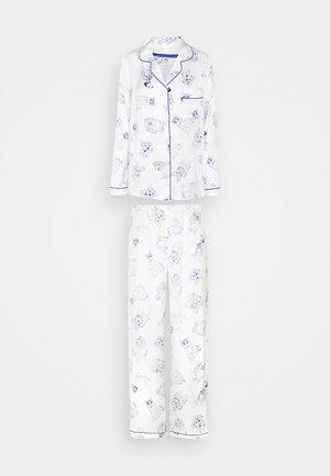 SET - Pyžamová sada - off-white
