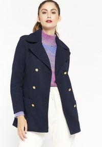 LolaLiza - Short coat - navy blue - 0