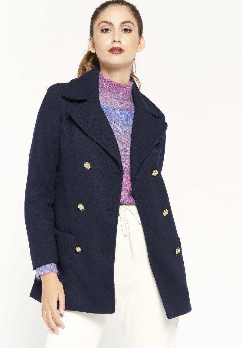 LolaLiza - Short coat - navy blue