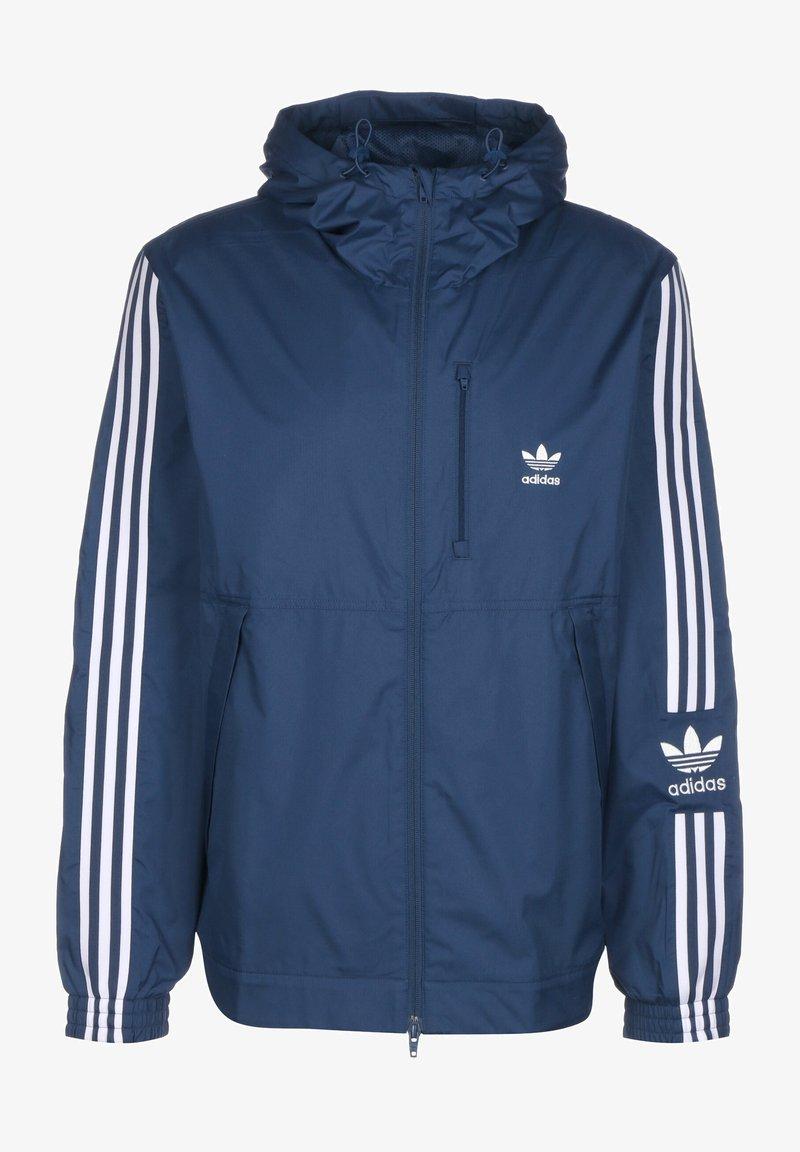 adidas Originals - WINDBREAKER LUCK UP - Training jacket - night marine