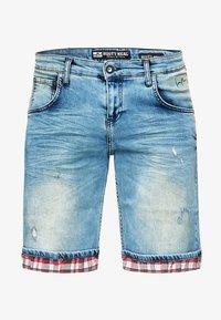 Rusty Neal - Denim shorts - blau - 1