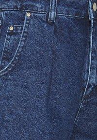 Trendyol - MAVI - Denim shorts - blue - 2