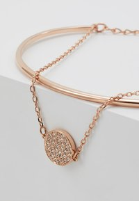 Swarovski - GINGER BANGLE - Náramek - rose gold-coloured - 3