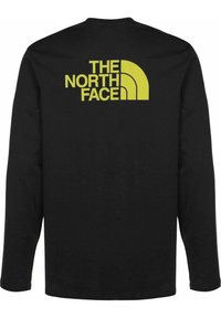 The North Face - EASY - Long sleeved top - aviator navy citronelle green - 1