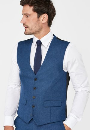 Gilet elegante - blue