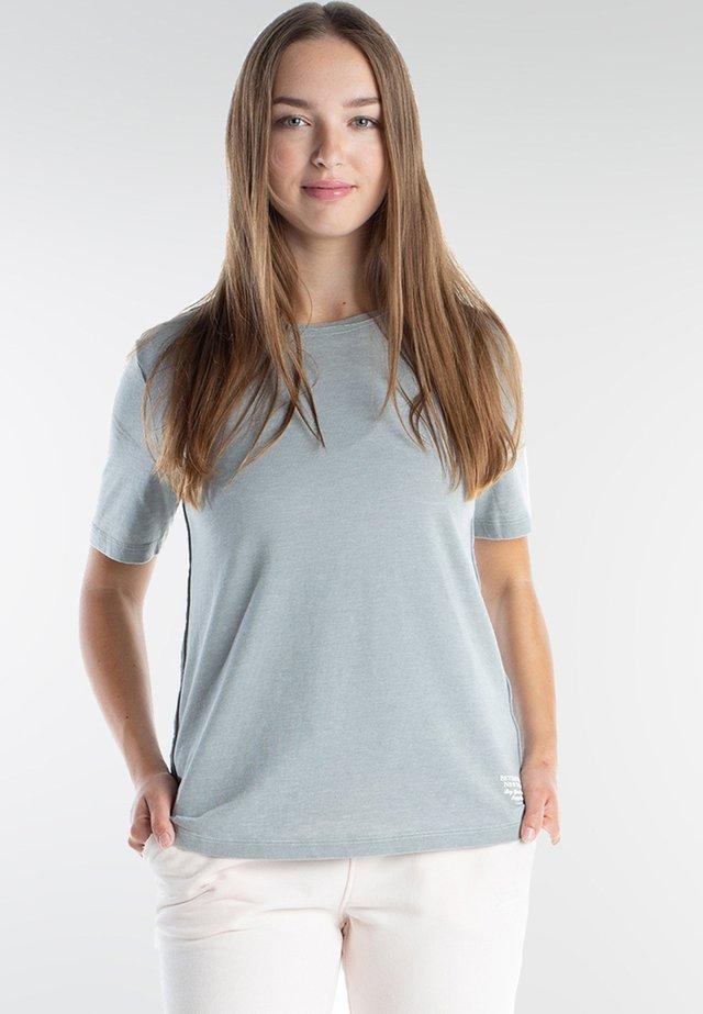 Basic T-shirt - vapor