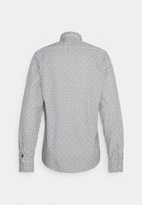 Scotch & Soda - REGULAR FIT STRIPED OXFORD - Shirt - grey - 6
