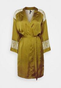 Women Secret - SHORT ROBE - Dressing gown - orche - 0